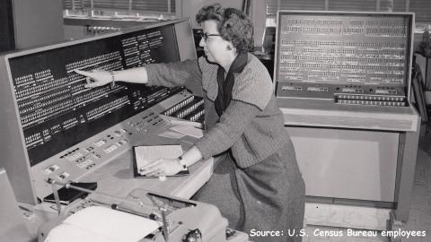US Census Univac