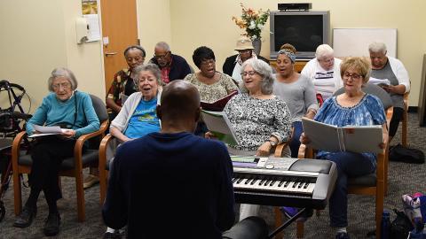 Benson Chorus