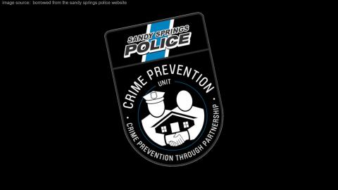 Crime Prevention logo