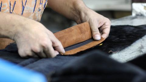 Leather craftsman