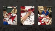 Korean Brush Paint Workshop