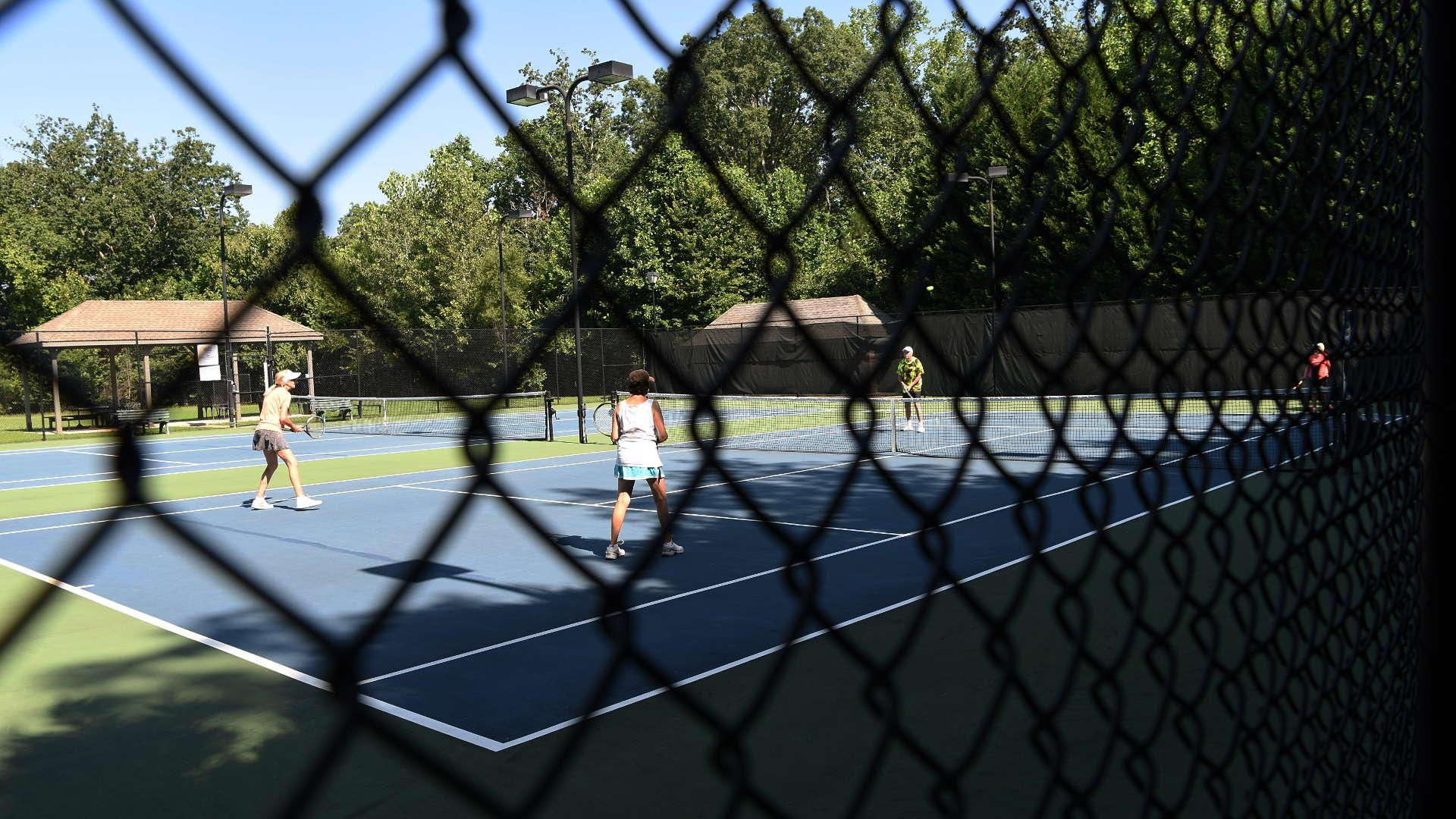 Benson Tennis Club