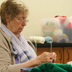 BC Knitting Class 2013