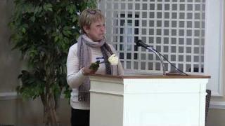 Dorothy C. Benson Memorial Service  - Part 1