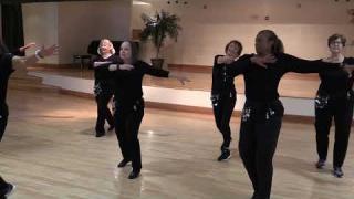 2018 Golden Games Dance team 2