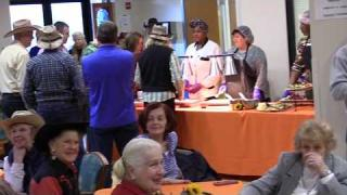 "Dorothy C. Benson Memorial Celebration - ""Western Theme party"" Comments by her daughter"