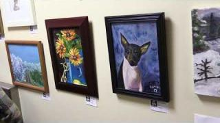 "2018 Benson Center ""Evening of the Arts"" exhibit"