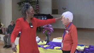 Dorothy Benson: Georgia Older American 2016