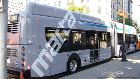 MARTA bus