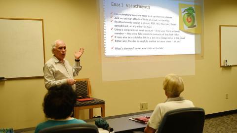 Internet Security for Seniors