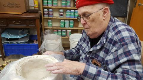 Clay Hand Building Techniques