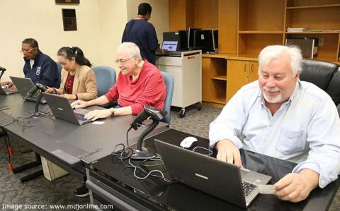 Benson senior center gets new technology, Wi-Fi