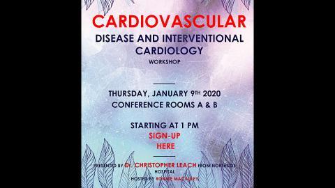 Cardiovascular Disease and Interventional Cardiology