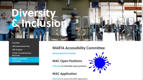 MARTA Diversity and Inclusion