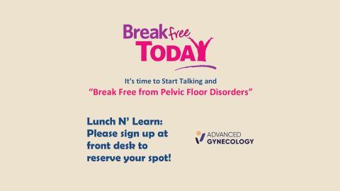 Break Free from Pelvic Floor Disorders
