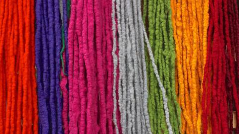 Sample wool