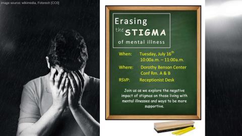 Erasing the Stigma