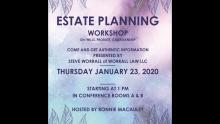Estate Planning Workshop